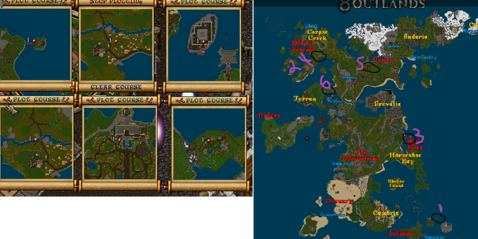 Treasure Hunting | ULTIMA ONLINE OUTLANDS