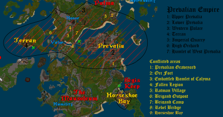 The Prevalian Empire Ultima Online Outlands
